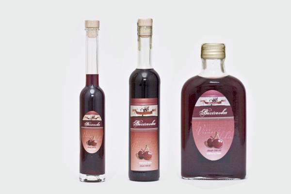 Bozízovka višňový likér